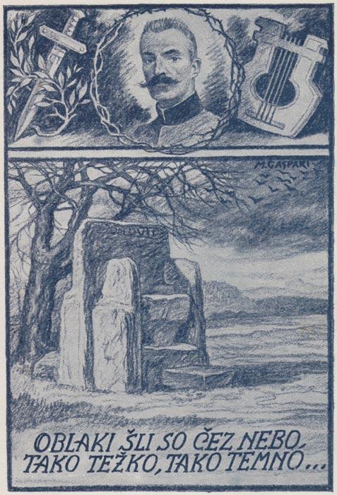Rudolf maister vojanov 1874 1934 wolken universitätsbibliothek